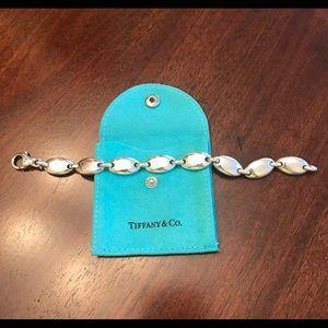 ✨Vintage Tiffany & Co. Pebble Oval Link Bracelet